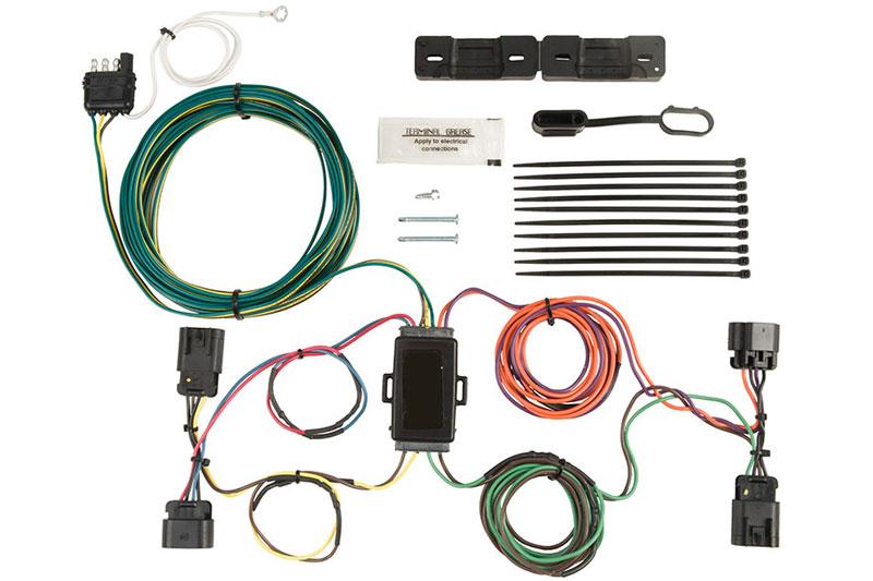 blue ox ez light wiring kit 4wheelonline com rh 4wheelonline com