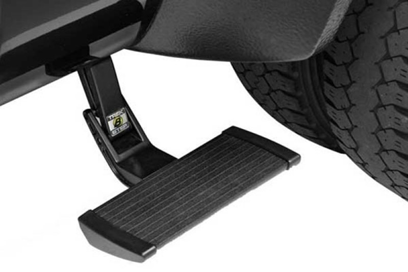 Bestop 75413-15 Side-Mounted Trekstep for 2014-2018 Ram 2500; fits driver side only 6.3 and 8.0 beds