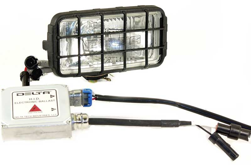 Delta Auxiliary 245H Series HID Driving Lights | 4WheelOnline.com on driving light wiring kit, driving light bulbs, driving mode wiring-diagram, driving light mounting bracket, driving light switch, driving lights electrical connection, driving light license plate bracket,