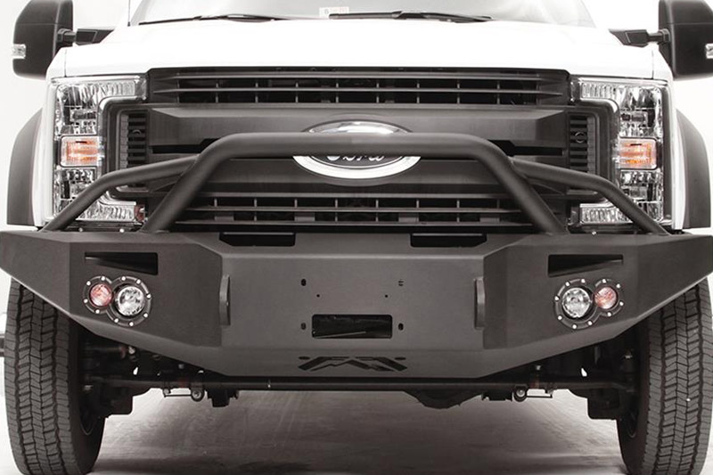 Fab Fours HD Winch Bumpers for Ford | 4WheelOnline com