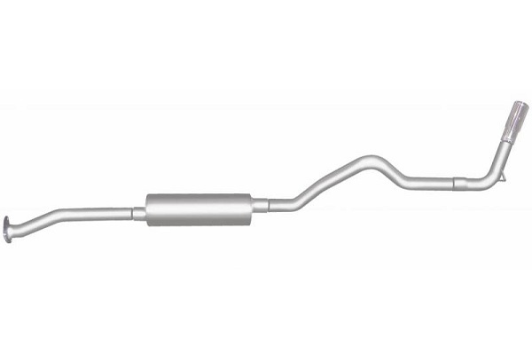 gibson swept side exhaust system for gmc sonoma 1994