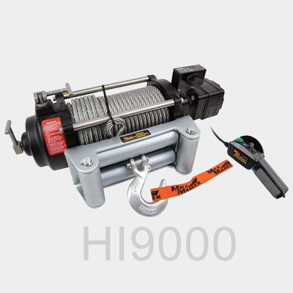 Mile Marker HI9000 Hydraulic Winch