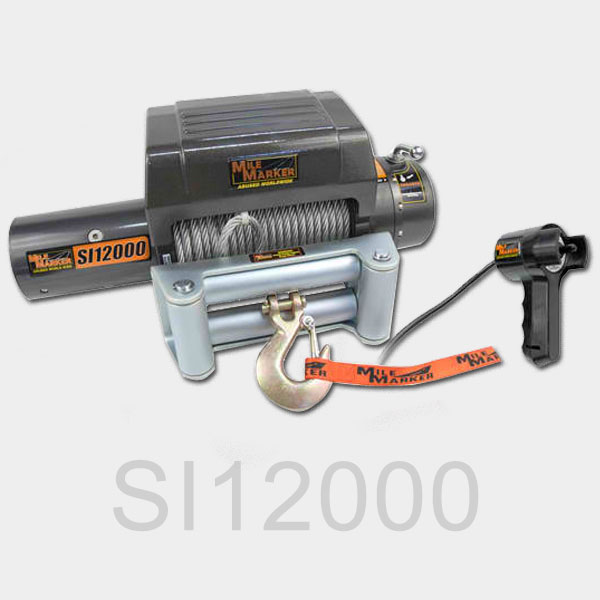 Mile Marker SI12000 Electric Winch, LOWEST Price on Mile Marker ...