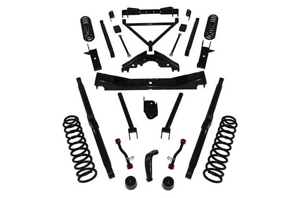 Rancho Jeep Jk Wrangler 2wd Suspension Lift Kits