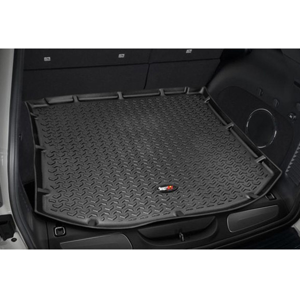 rugged ridge floor liners for 2007 2012 toyota fj cruiser. Black Bedroom Furniture Sets. Home Design Ideas