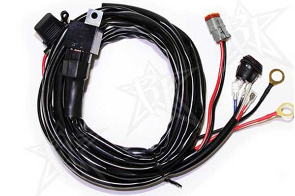 RIGIND 40190 large rigid industries wiring 4wheelonline com Wiring Harness Diagram at bayanpartner.co