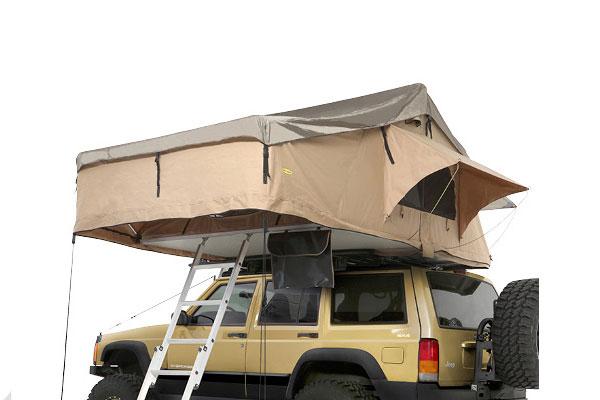 sc 1 st  4 Wheel Online & Smittybilt Overland Tent | 4WheelOnline.com