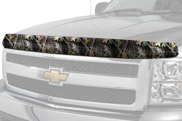 Stampede for 2000-2005 Ford Excursion Vigilante Premium Hood Protector Chrome