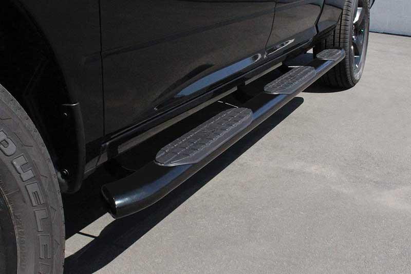 Wheel To Wheel Nerf Bars >> Westin Pro Traxx 5 Oval WTW Steps | 4WheelOnline.com