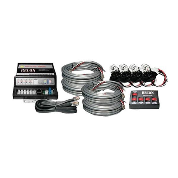 Recon 90 watt xenon strobe light kit with power supply recon 90 watt xenon strobe light kit with power supply 4wheelonline publicscrutiny Image collections