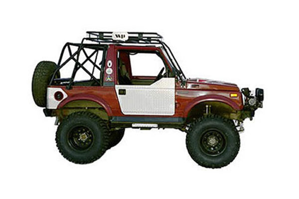what is roof rack application