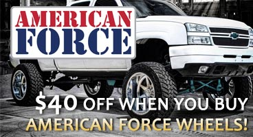 Promotions and Deals - 4WheelOnline Com