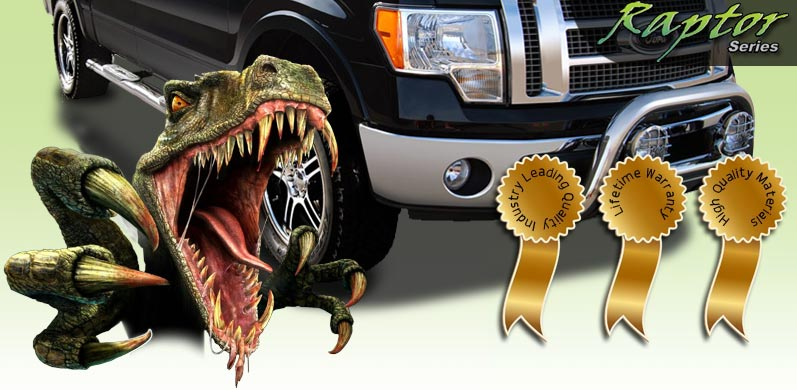 Raptor nerf bars 50 cash back 4wheelonline raptor nerf bars get up to 50 cash back plus ships free raptor nerf bars offers the most essential protection to any truck provides not only unmatched aloadofball Image collections