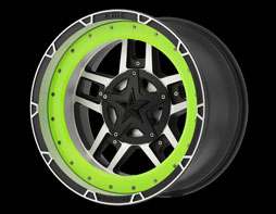 KMC Rockstar RS3 Wheels Gallery