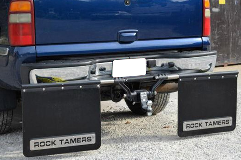 Rock Tamers Dually Mud Flaps 4wheelonline Com