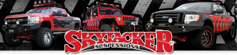 Skyjacker Suspensions, Skyjacker Lift Kits, Skyjacker Suspension System