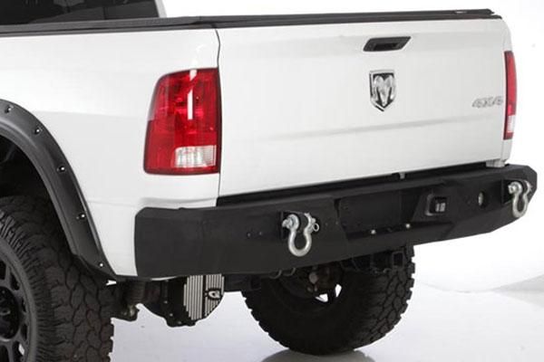 Smittybilt M 1 Rear Bumpers For 2013 Dodge Ram 1500 2500