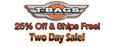 T-Bags 2-day sale