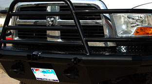 Tough Country Deluxe Front Bumper for Dodge