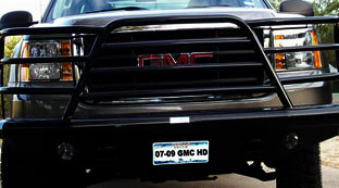 Tough Country Deluxe Front Bumper for GMC