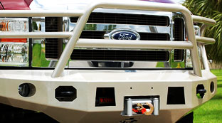 Tough Country Evolution Front Bumper for Ford