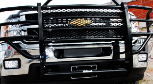 Tough Country Traditional Front Bumper for Chevy