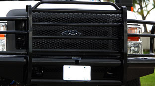 Tough Country Traditional Front Bumper for Ford