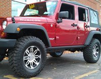 vision jeep wheels