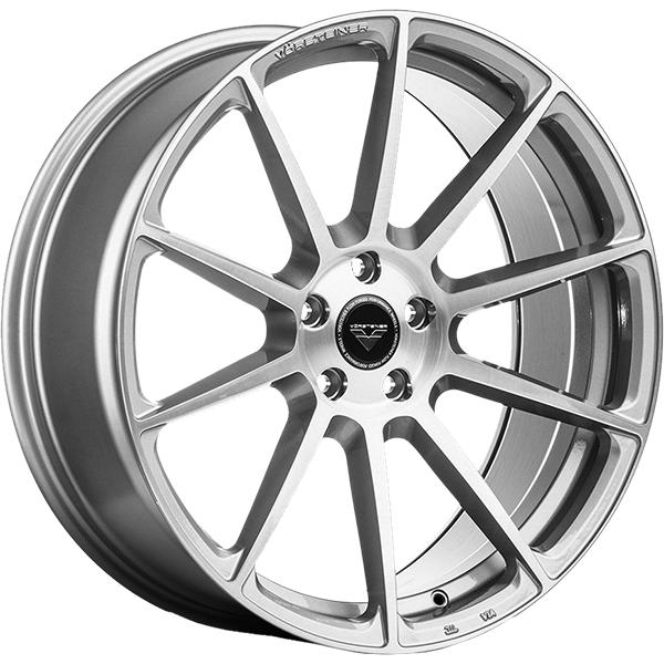Vorsteiner V Ff 102 Brushed Aluminum Wheels