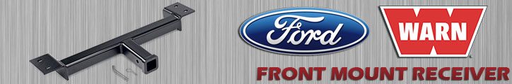 Warn Front Receiver Ford