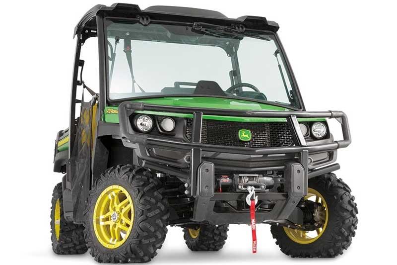 WARN 87180 ATV Winch Mounting Kit