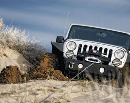 WARN Zeon Series Winches