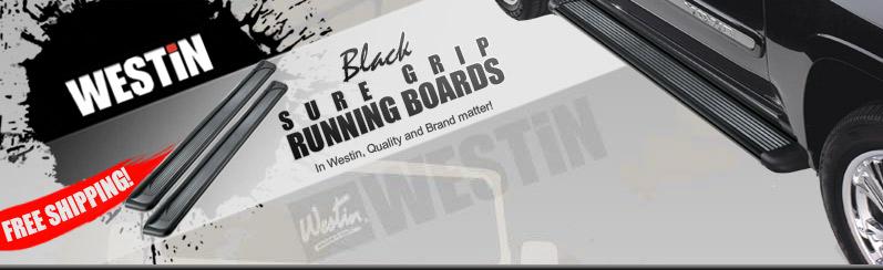 Westin Sure-Grip Running Boards
