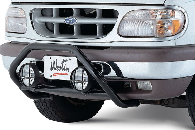 Westin safari light bar black 4wheelonline select a category aloadofball Choice Image