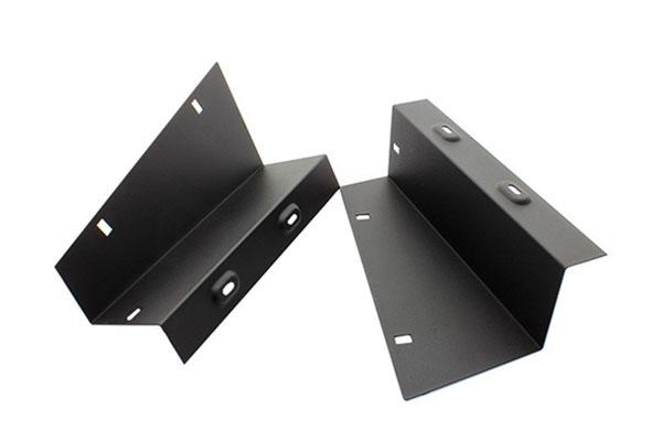 Bestop 42701-01 Matte Black Instatrunk Kit 4 Piece