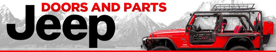 Parts by Type  sc 1 st  4WheelOnline.com & Jeep Doors - Up to 30% Off | 4WheelOnline.com
