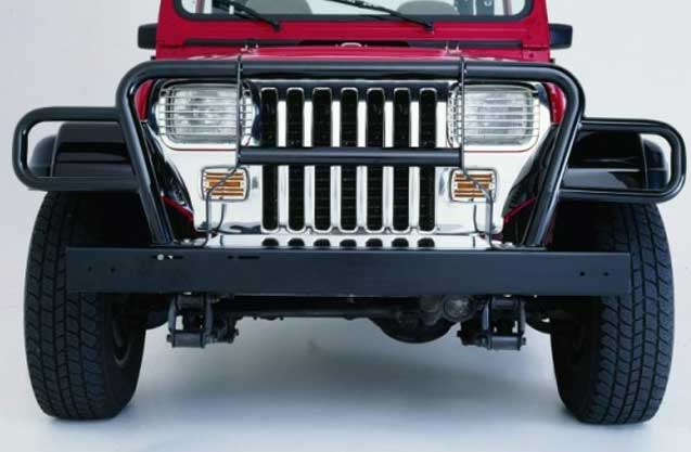 Jeep Grill Guards And Bumpers : Rampage jeep bumpers lowest prices on