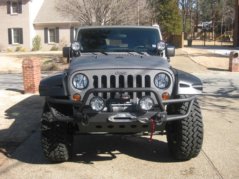 5 types of custom bumpers for your jeep. Black Bedroom Furniture Sets. Home Design Ideas