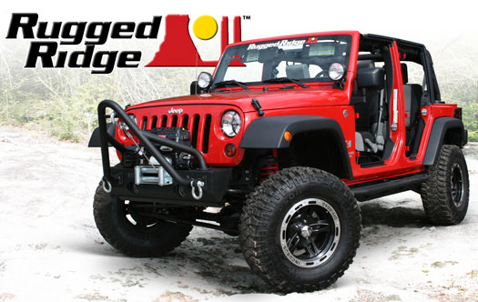 jeep jk fenders
