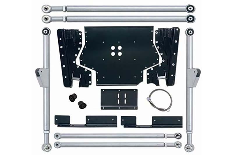 Rubicon Express Extreme Duty Long Arm Lift Kits For Lj