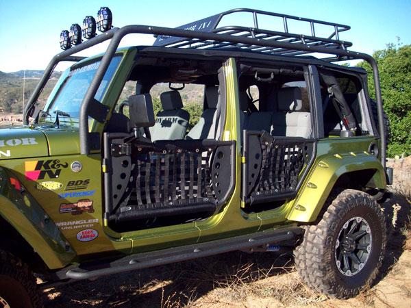 Body Armor Roof Racks For Jeep 4wheelonline Com