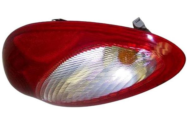 Pt Cruiser Tail Light Wiring Harness : Crown automotive jeep taillights wheelonline