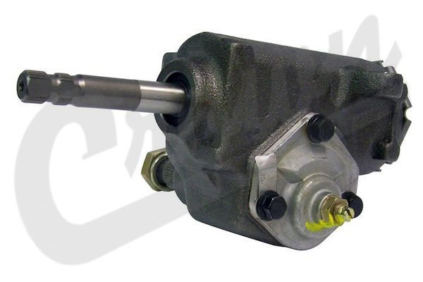 Crwn on 1993 Dodge Dakota Power Steering Gear