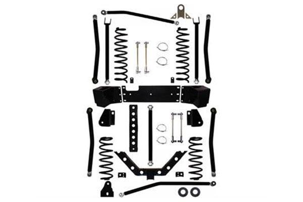 rock krawler 3 5 u0026 39  u0026 39  suspension system suspension jk