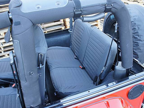 Rampage Factory Replacement Seat Cover 2003 2006 Rear