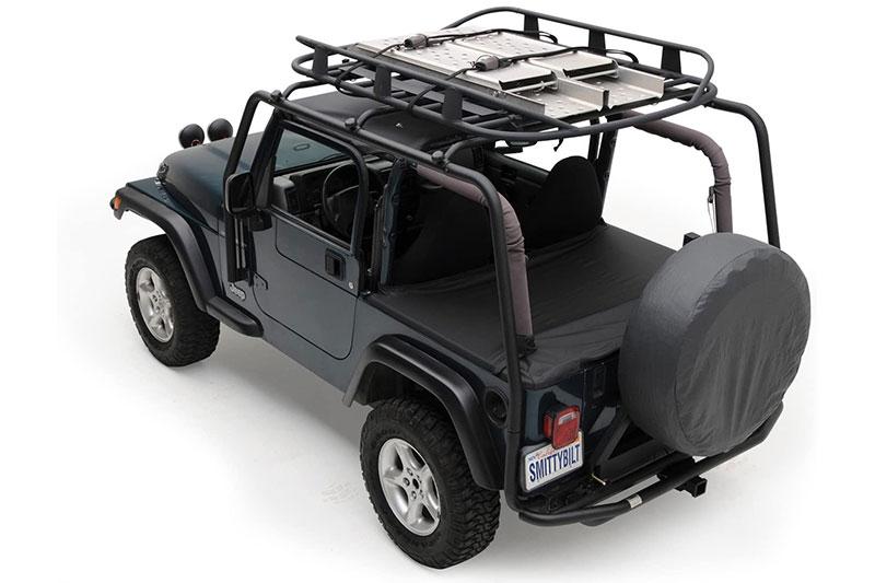 Smittybilt Src Roof Rack 04 06 Jeep Wrangler Unlimited Lj