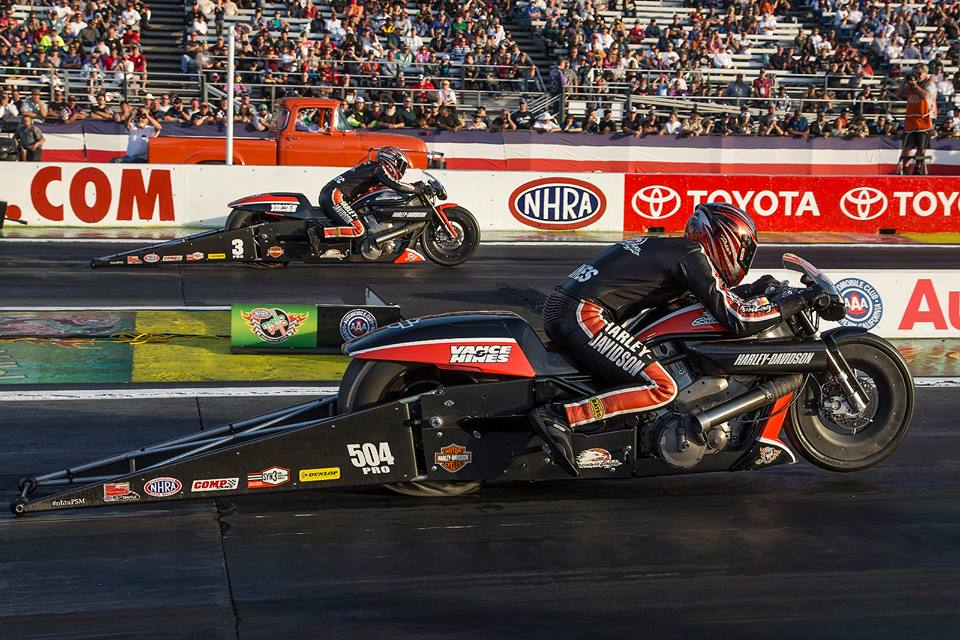Vance Amp Hines Bags Another Nhra Championships Title